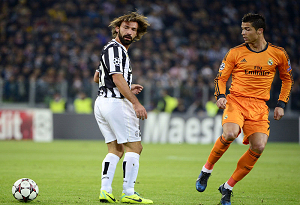 real madrid meets juventus torino